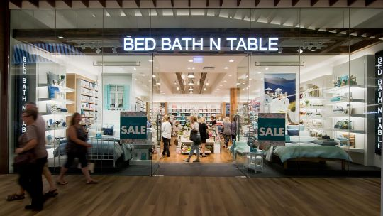 Brilliant Bed Bath And Table Diverse Shopfitters Award Winning Home Interior And Landscaping Ponolsignezvosmurscom
